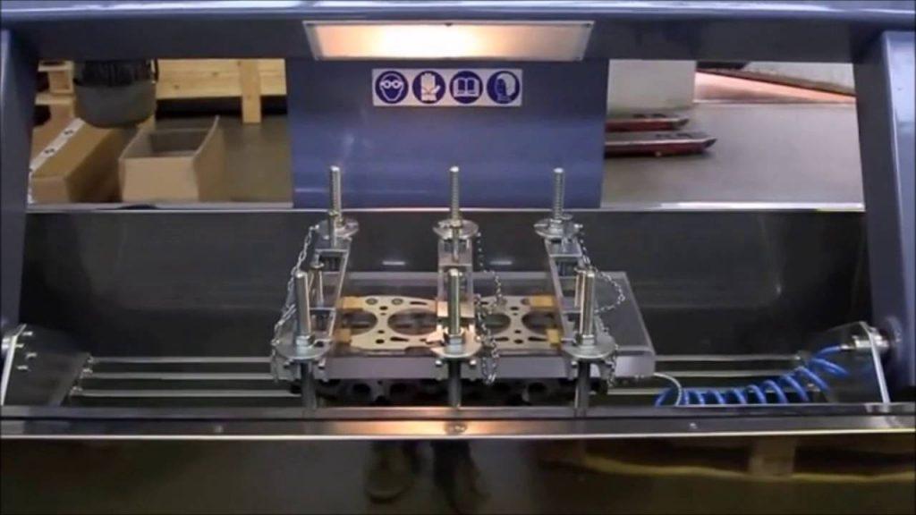 maquina de pruebas hidrostaticas