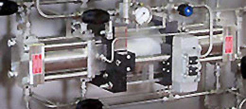 Riesgos básicos de las bombas neumáticas Maximator, que deben evitar