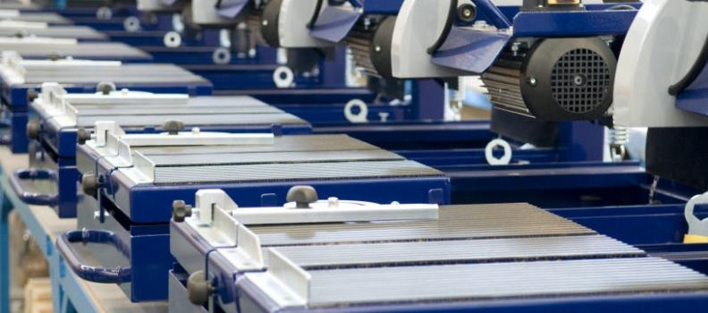 El futuro en la fabricación de máquinas industriales