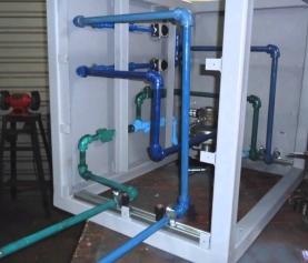 Consecuencias de no detectar fugas con el banco de pruebas hidrostáticas