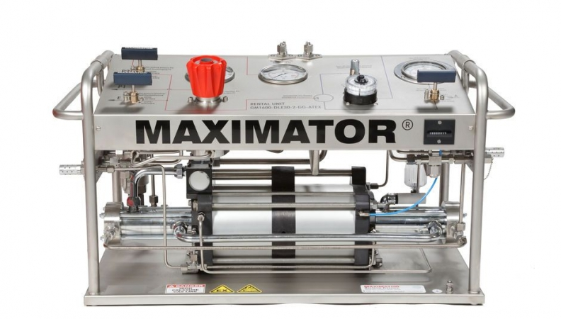 Reduzcan costos operativos con los amplificadores de aire Maximator®
